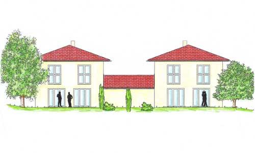 Senioren-Komforthäuser: Man gönnt sich ja sonst nichts …