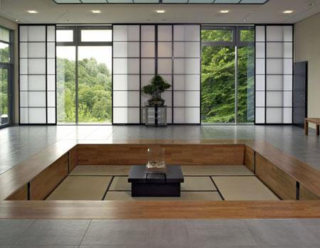 japanische wohnungseinrichtung ein st ck asien zuhause. Black Bedroom Furniture Sets. Home Design Ideas